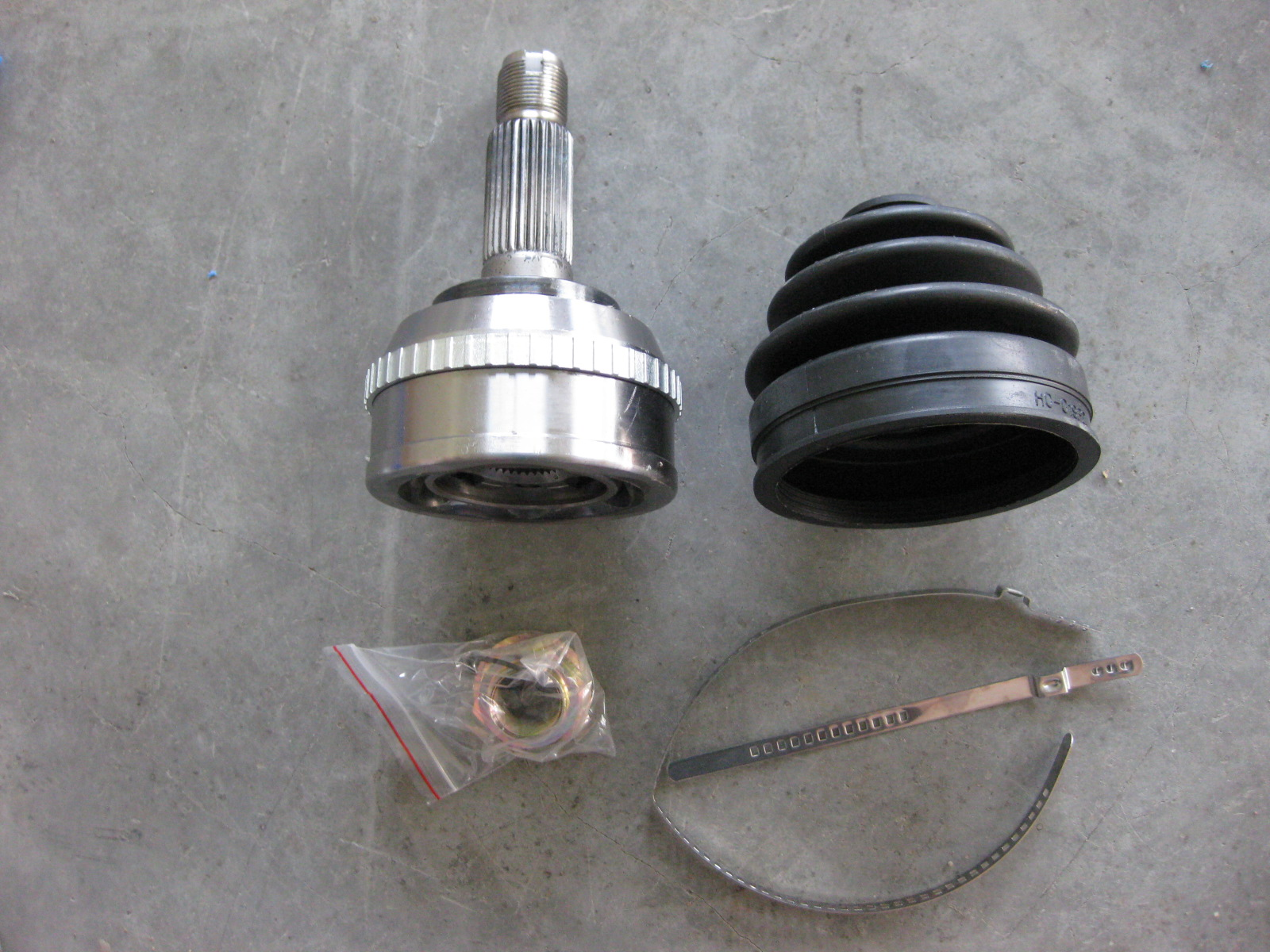 on 1997 Honda Accord Cv Joint